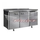 Холодильный стол СХС-600-2 с распашными дверями