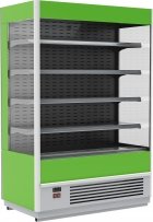Холодильная витрина Carboma Cube 1930/875 ВХСп-0,7