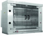 Гриль для кур МК-10.41Э электрический однорядный 4-шампурный