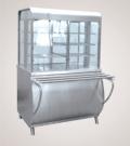 Прилавок-витрина тепловой