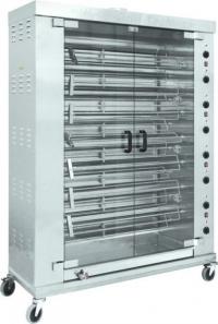 Гриль для кур МК-10.81Э гриль электрический однорядный 8-шампурный