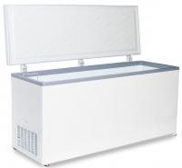 Морозильный ларь Снеж с глухой крышкой МЛК 700
