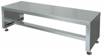 Подставка для кухонного инвентаря ПКИ-0,95/0,4/0,4 (нержавейка)