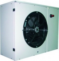 Агрегат компрессорный-конденсаторный среднетемпературный БКК ZB-38
