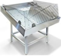 Стол для выкладки Рыбы на льду СП-601/1100 без агрегата Техно ТТ