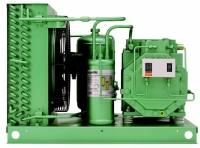 Агрегат холодильный на базе компрессора Bitzer, Copeland, Bock, aspera, Maneurop