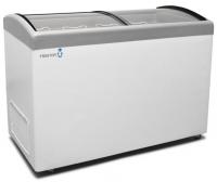 Морозильный ларь Frostor F600E Pro с наклонным гнутым стеклом для мороженного