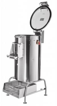 Машина картофелеочистительная кухонная МКК-150-01, Cubitron-3M