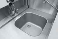 Стол предмоечный СПМП-6-7 Abat для купольных посудомоечных машин