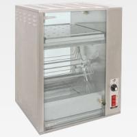 Гриль для кур MK-3.8.1В карусельный со встроенной тепловой витриной