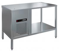 Холодильный стол TT1,0GN-G с охлаждаемой поверхностью,