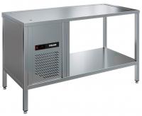 Холодильный стол TT1,4GN-G с охлаждаемой поверхностью,