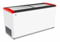 Морозильный ларь Frostor GELLAR FG 600 C с прямым стеклом
