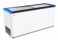 Морозильный ларь Frostor GELLAR FG 700 C с прямым стеклом