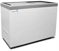 Морозильный ларь Frostor F300C Pro с прямым стеклом