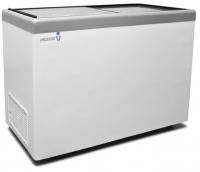 Морозильный ларь Frostor F400C Pro с прямым стеклом