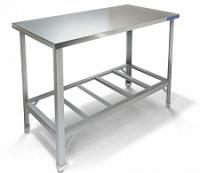 Стол производственный СПР 600*600*860