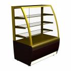 Холодильная витрина K70 VV 1,3-1 0102-0109 (ВХСв-1,3д Carboma Люкс)