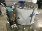 Установка охлаждения молока на 1000 литров (Шайба)
