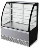 Неохлаждаемая витрина Veneto VS-0,95 (нерж.)