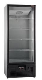 Холодильный шкаф R700MS стеклянная дверь Ариада Рапсодия