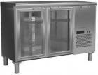 Холодильные шкафы горизонтальные «Carboma» (нержавеющая сталь) Carboma BAR-250С