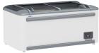Морозильная бонета-ларь низкотемпературная ITALFROST ЛВН 1850 с люминисцентной подсветкой (ЛП)