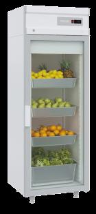 Холодильный шкаф DM107-S без канапе Полаир