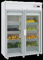 Холодильный шкаф DM114-S без канапе Полаир