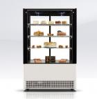 Холодильная витрина Elegia Quadro SELF 1000 (Кондитерская для самообслуживания)