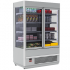 Холодильная витрина FC 20-08 VV 0,7-1 (распашные двери)
