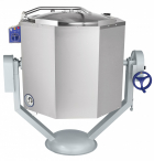 Котел пищеварочный электрический КПЭМ-160-ОР