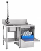 Машина посудомоечная МПК-500Ф-01 фронтальная