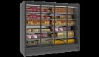 Пристенные морозильные стеллажи POLAIR GELO MH 2500