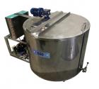 Установка охлаждения молока на 100 литров (Шайба)