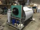 Охладитель молока закрытого типа 1000 литров