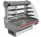 Холодильная кондитерская витрина Айсберг Эллада-К 1,4 (с подтоварником)