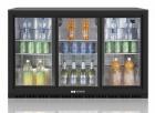 Холодильный шкаф Hurakan HKN-DB335S Барный