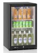 Холодильный шкаф Hurakan HKN-DB125H Барный