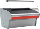 Холодильная витрина G110 VM 1,25-1 (ВХС-1,25ш Carboma G110 (динамика))