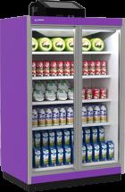 Холодильная горка UNIT CRYSPI с кассетным модулем ВПВ C (Cryspi Unit L9 1250 Д)