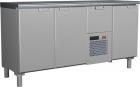 Холодильные шкафы горизонтальные «Carboma» (нержавеющая сталь) Carboma BAR-360