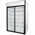Холодильный шкаф DM114Sd-S (ШХ-1,4 купе) Полаир
