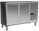 Холодильные шкафы горизонтальные «Carboma» (нержавеющая сталь) Carboma BAR-250