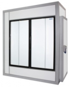 Камера холодильная КХН-4,41 со стеклянным фронтом