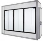 Камера холодильная КХН-6,61 со стеклянным фронтом