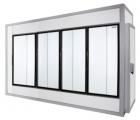 Камера холодильная КХН-8,81 со стеклянным фронтом