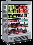 Пристенные охлаждаемые стеллажи POLAIR STRETTO 1250-07 M Plug-In