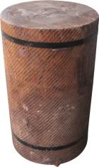 Колода разрубочная напольная H-100см D 55-65см