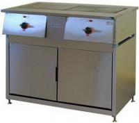 Плита электрическая ПЭ-0,24Н Две конфорки, с нейтральным шкафом